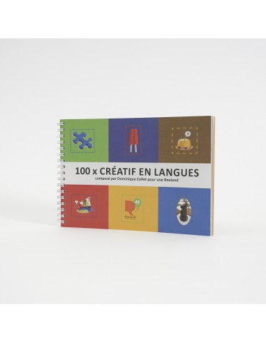 100 x créatif en langues