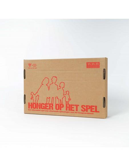 Honger op het spel