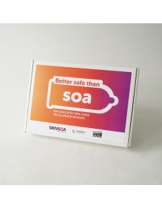 Better safe than soa - De Aanstokerij