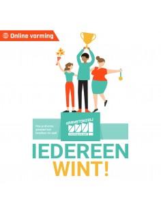 Online vorming 'Iedereen wint!' - De Aanstokerij