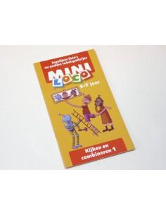 Mini Loco - Kijken en combineren 1 (oefenboek)