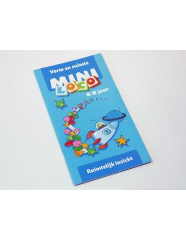 Mini Loco - Ruimtelijk inzicht (oefenboek)