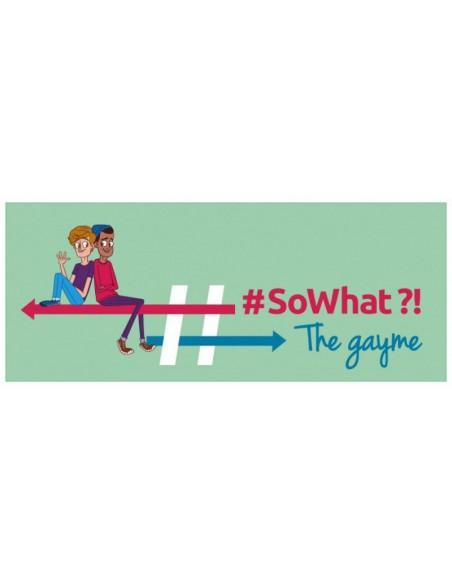 SoWhat?! The Gayme - De Aanstokerij